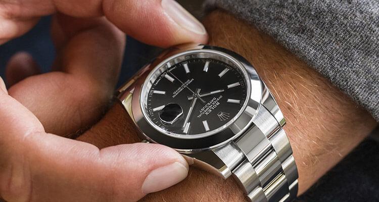 Rivenditore autorizzato Rolex Novara